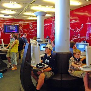 Интернет-кафе Ишимбая