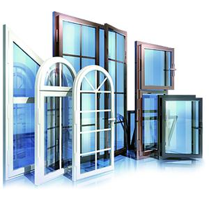 Окна Ишимбая